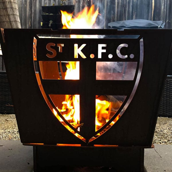 AFL fire pit